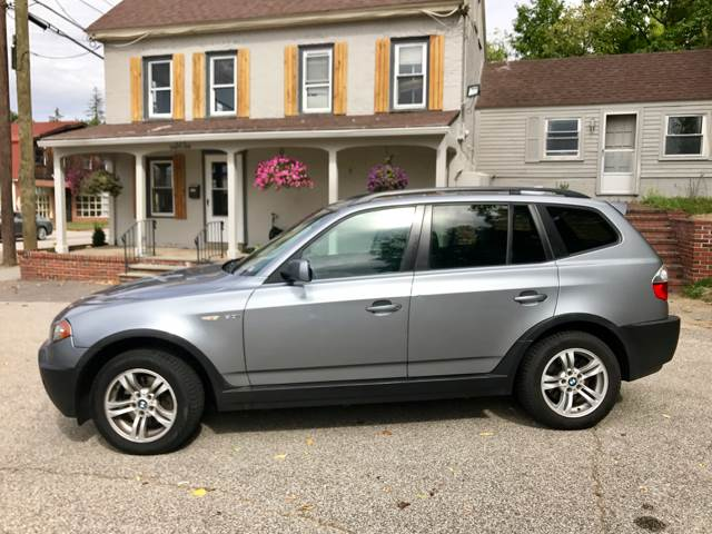 2005 bmw x3 in laconia nh nh lakeside motors. Black Bedroom Furniture Sets. Home Design Ideas