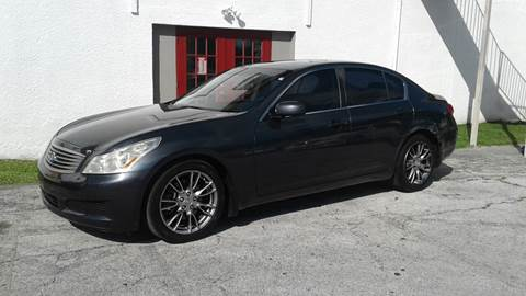 2007 Infiniti G35 for sale in Port Richey, FL