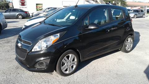 2013 Chevrolet Spark for sale in Port Richey, FL