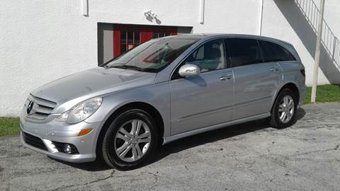 2008 Mercedes-Benz R-Class for sale in Port Richey, FL