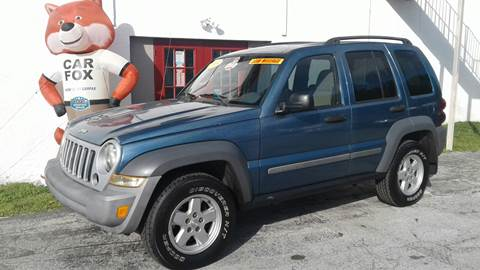 2005 Jeep Liberty for sale in Port Richey, FL