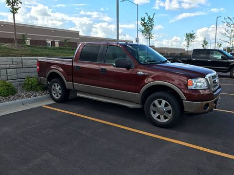 2006 Ford F-150 for sale in Sioux Falls SD