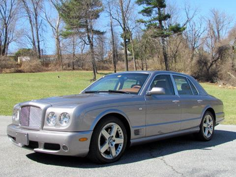 2006 Bentley Arnage for sale in Frederick, MD