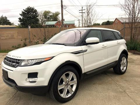 2013 Land Rover Range Rover Evoque for sale in Frederick, MD