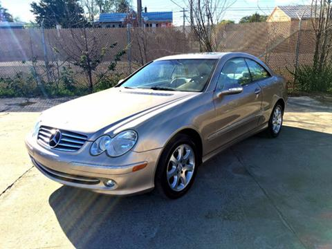2003 Mercedes-Benz CLK for sale in Frederick, MD