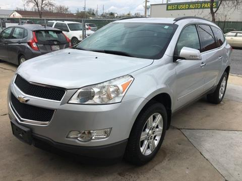 2012 Chevrolet Traverse for sale in Frederick, MD