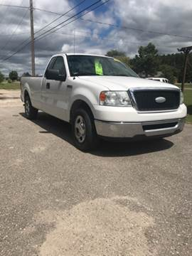 2007 Ford F-150 for sale in Gaylord, MI