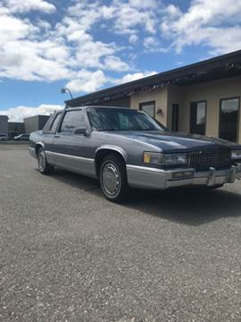 1990 Cadillac DeVille for sale in Gaylord MI
