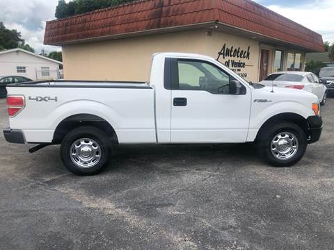 2012 Ford F-150 for sale in Venice, FL