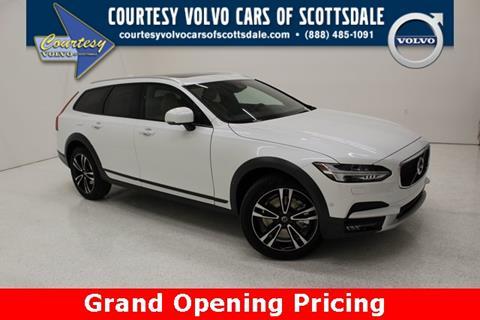 2018 Volvo V90 Cross Country for sale in Scottsdale, AZ