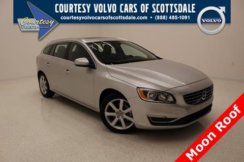 2016 Volvo V60 for sale in Scottsdale, AZ