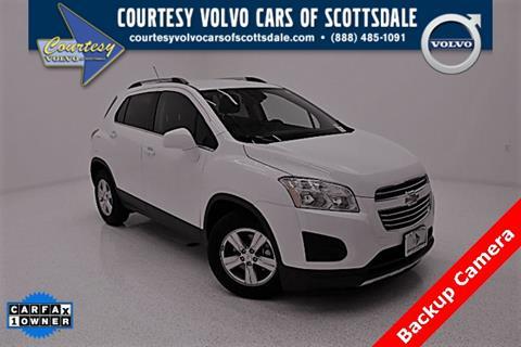 2016 Chevrolet Trax for sale in Scottsdale, AZ
