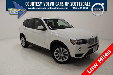 2017 BMW X3 for sale in Scottsdale, AZ