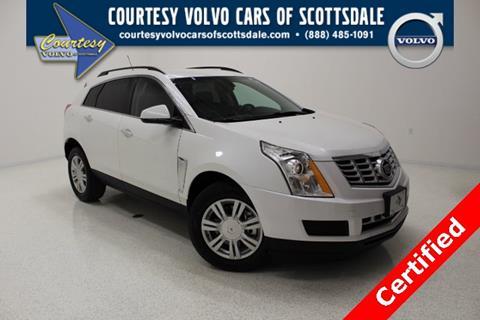 2016 Cadillac SRX for sale in Scottsdale, AZ