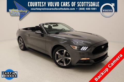 2016 Ford Mustang for sale in Scottsdale, AZ