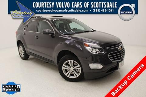 2016 Chevrolet Equinox for sale in Scottsdale, AZ