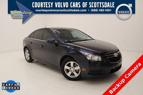 2014 Chevrolet Cruze for sale in Scottsdale, AZ
