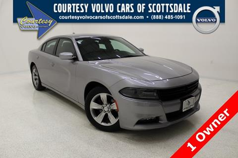 2016 Dodge Charger for sale in Scottsdale, AZ