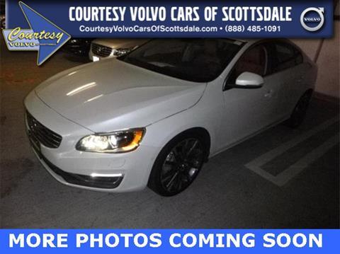 2015 Volvo S60 for sale in Scottsdale, AZ