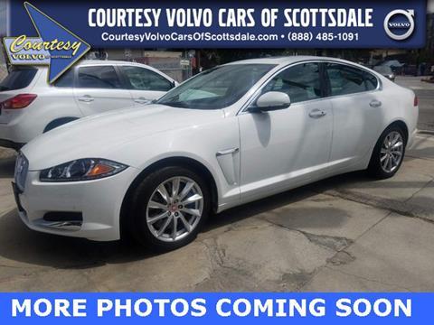 2015 Jaguar XF for sale in Scottsdale, AZ