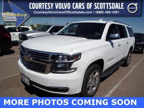2018 Chevrolet Suburban for sale in Scottsdale, AZ