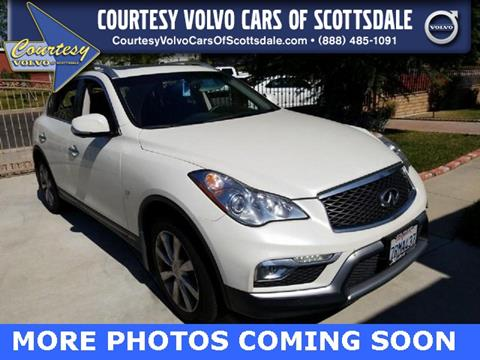 2016 Infiniti QX50 for sale in Scottsdale, AZ
