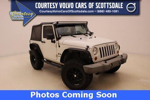 2007 Jeep Wrangler for sale in Scottsdale, AZ