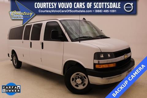 2018 Chevrolet Express Passenger for sale in Scottsdale, AZ