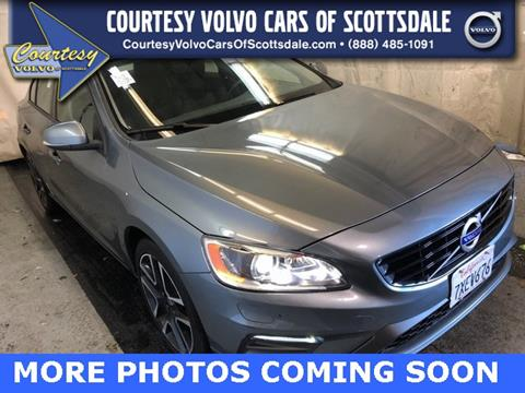 2017 Volvo S60 for sale in Scottsdale, AZ