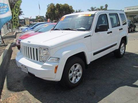 2012 Jeep Liberty for sale in Grover Beach, CA