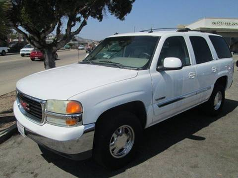 2003 GMC Yukon for sale in Grover Beach CA