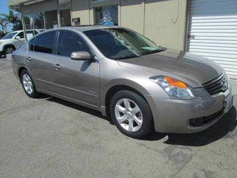 2008 Nissan Altima Hybrid for sale in Grover Beach CA