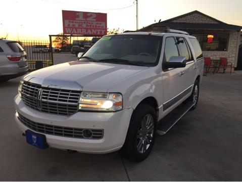 2010 Lincoln Navigator for sale in Dallas, TX