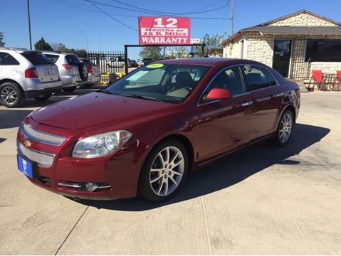 2011 Chevrolet Malibu & TRINITY AUTO SALES GROUP - - Dallas TX Dealer markmcfarlin.com
