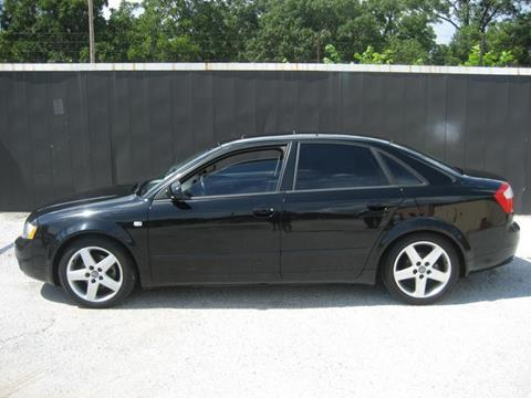 2005 Audi A4 for sale in Fort Worth, TX