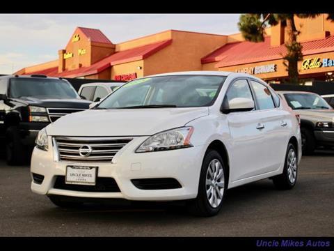2015 Nissan Sentra for sale in Santa Ana, CA