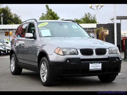 2005 BMW X3 for sale in Santa Ana, CA