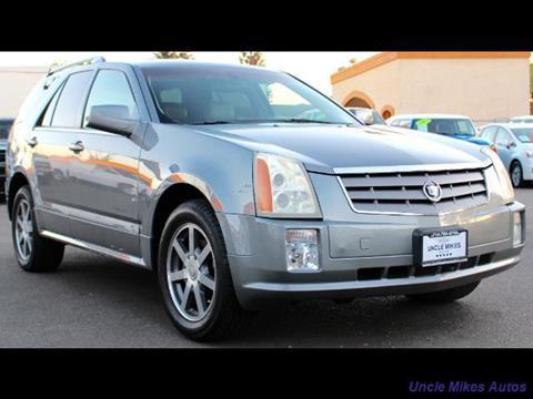 2004 Cadillac SRX for sale in Santa Ana, CA