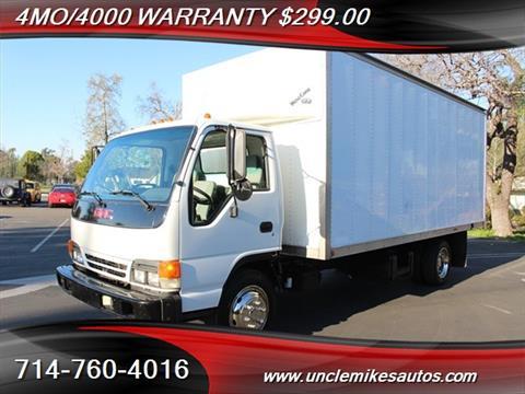 2005 GMC W5500 for sale in Santa Ana, CA