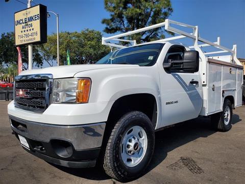 2014 GMC Sierra 2500HD for sale in Santa Ana, CA
