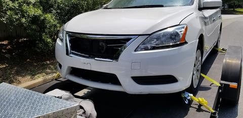 2015 Nissan Sentra for sale in Griffin, GA