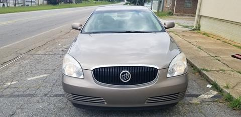 2007 Buick Lucerne for sale in Griffin, GA