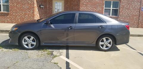 2012 Toyota Camry for sale in Griffin, GA