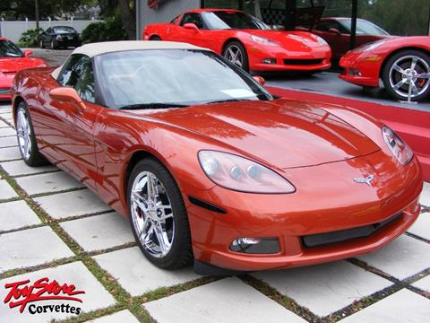 2005 Chevrolet Corvette for sale in Largo, FL