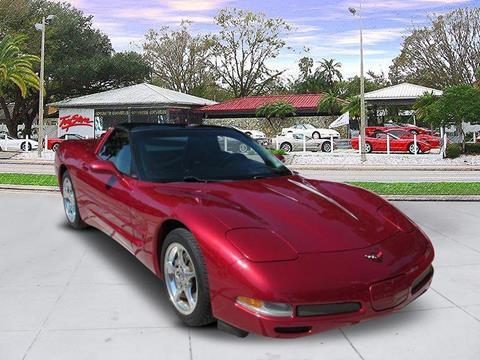 2004 Chevrolet Corvette for sale in Largo, FL
