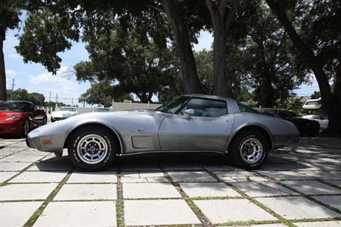 1978 Chevrolet Corvette for sale in Largo, FL