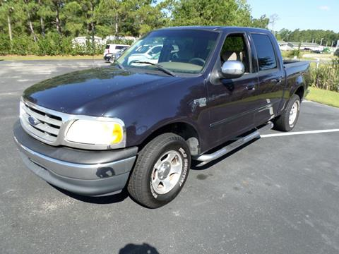 2001 Ford F-150 for sale in Little River, SC