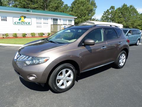 2009 Nissan Murano for sale in Little River, SC
