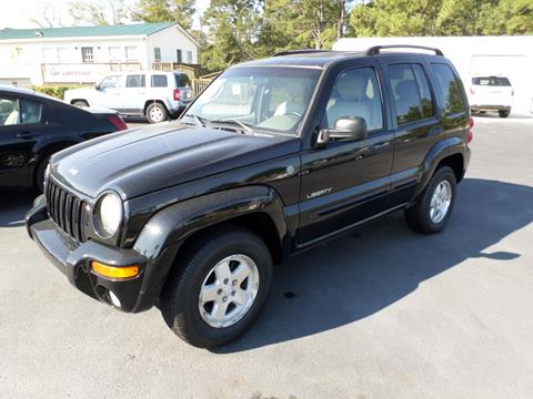 2004 Jeep Liberty for sale in Little River, SC