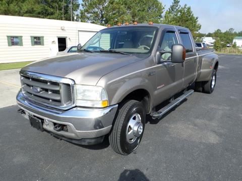 2004 Ford F-350 Super Duty for sale in Little River, SC